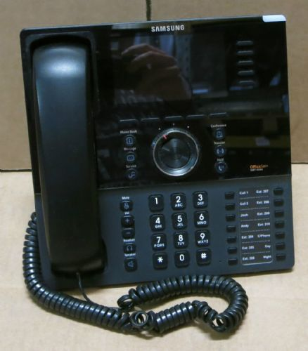 Samsung OfficeServ SMT-i5243 Internet Telephone Phone PoE With Handset & Stand